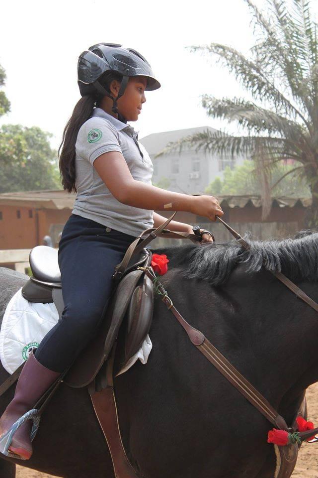 Ikeja Saddle Club1