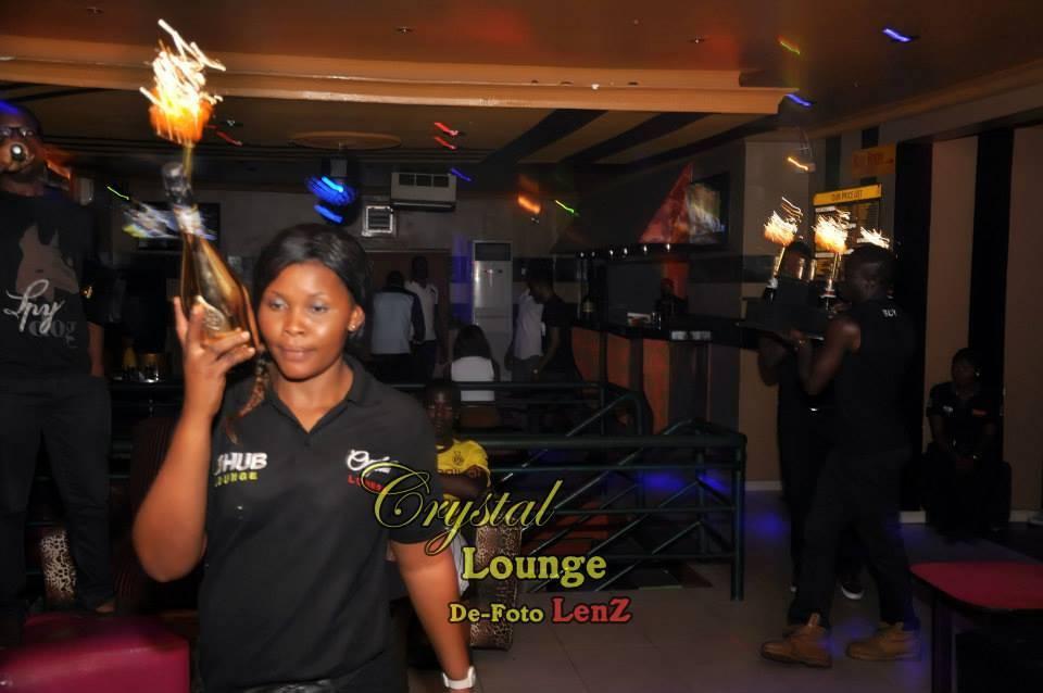 Crystal Lounge, Lagos