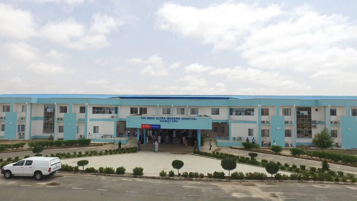 Ultra Modern Hospital Damaturu