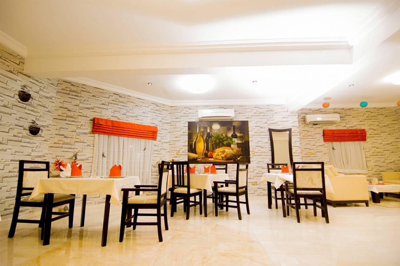 Lagos Tea House