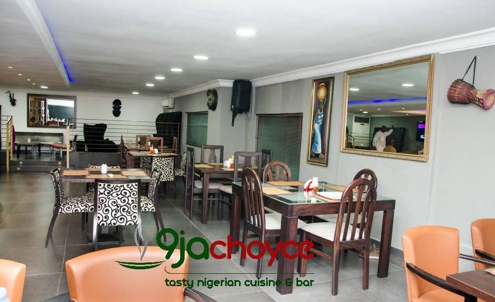9jachoyce Restaurant and Bar