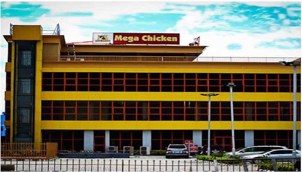Mega Chicken