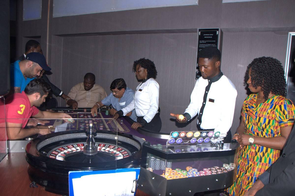 Jacaranda Casino, Lagos