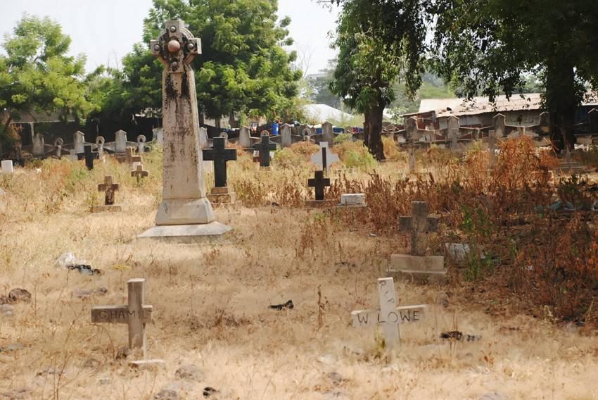 European Cemetery, Lokoja2