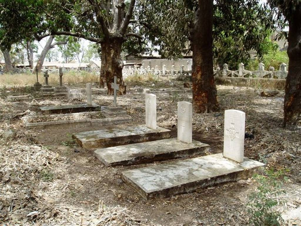 European Cemetery, Lokoja3