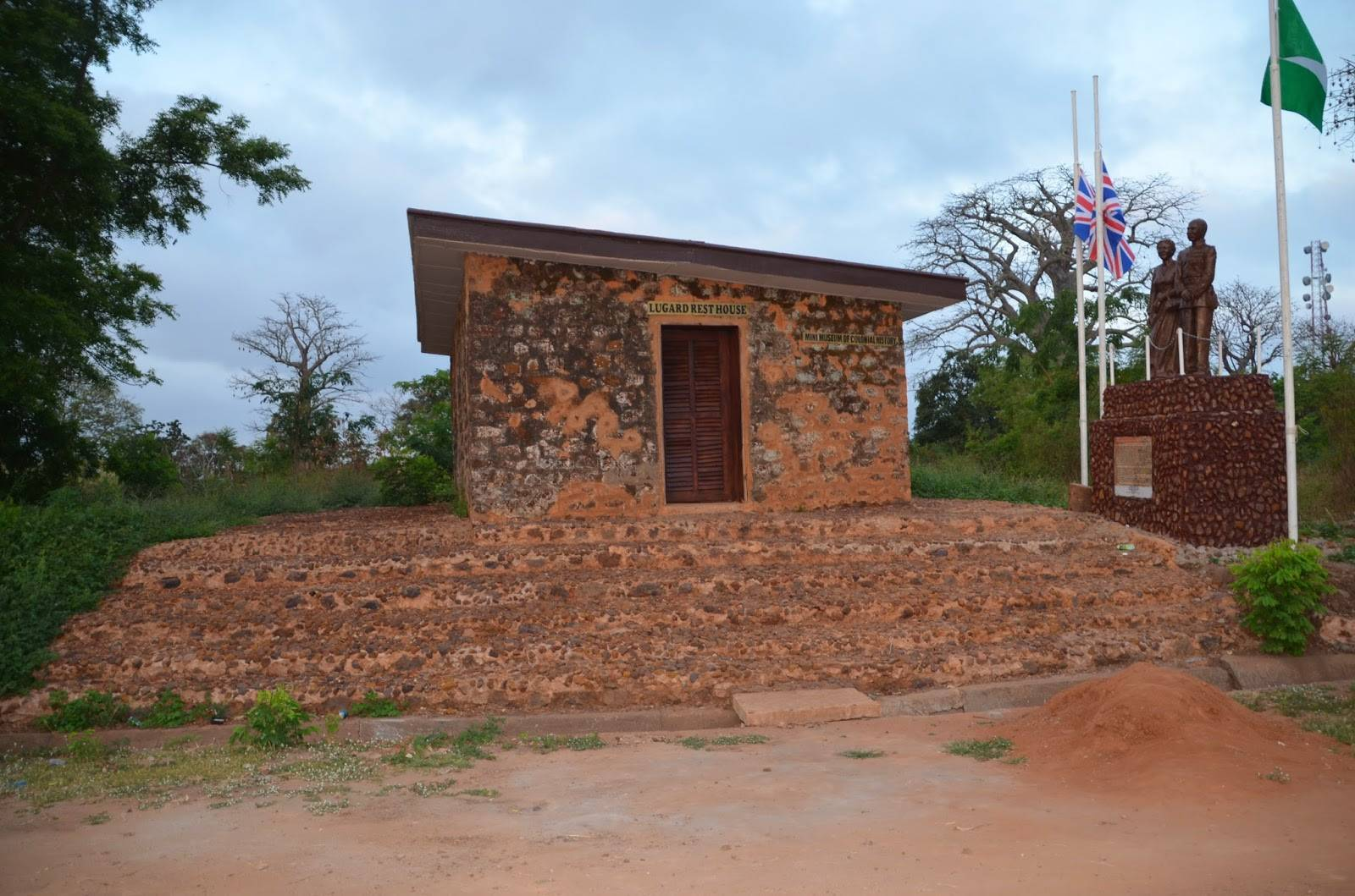 Lord Lugard's Rest House