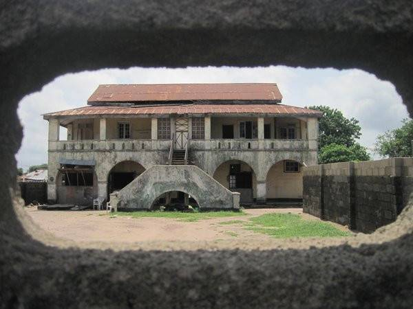 Lord Lugard's Residence and Office