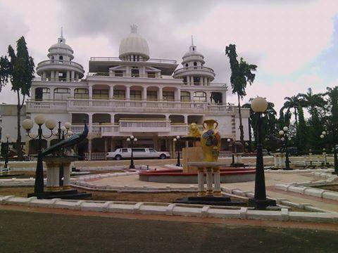 Ohinoyi of Ebiraland Palace