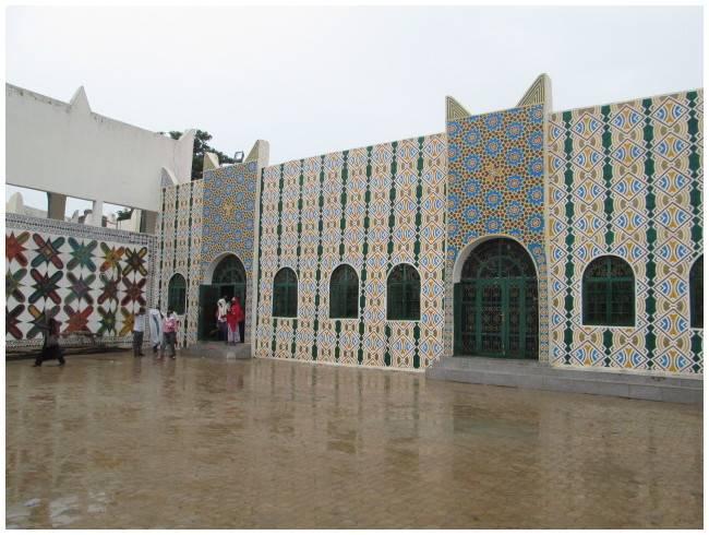 Emir of Dutse Palace