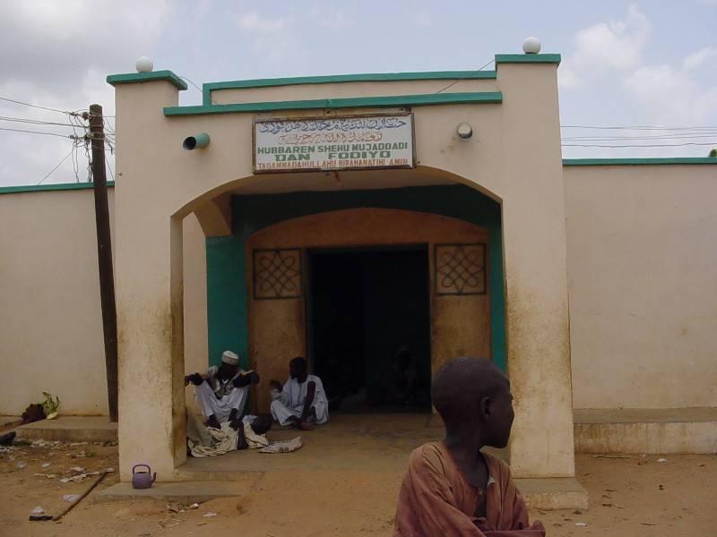 Tomb of Usman Dan Fodio2